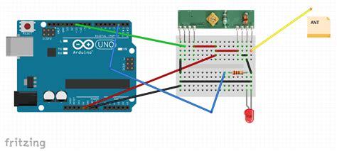 change resistor value in fritzing aaron ardiri iot rf 433mhz radio communication with an arduino