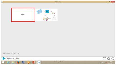 tutorial menggunakan videoscribe modul untuk belajar modul belajar videoscribe sebagai