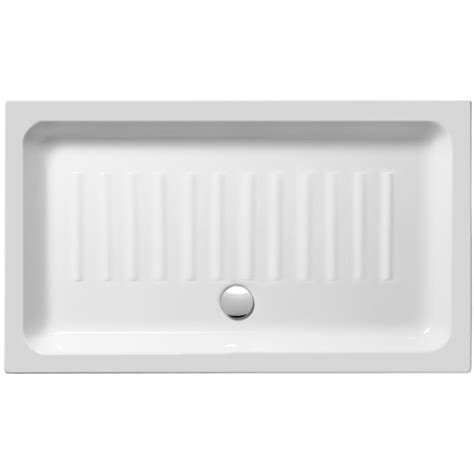 piatto doccia gsi gsi piatto doccia gsi 70x120 cm rettangolare in ceramica