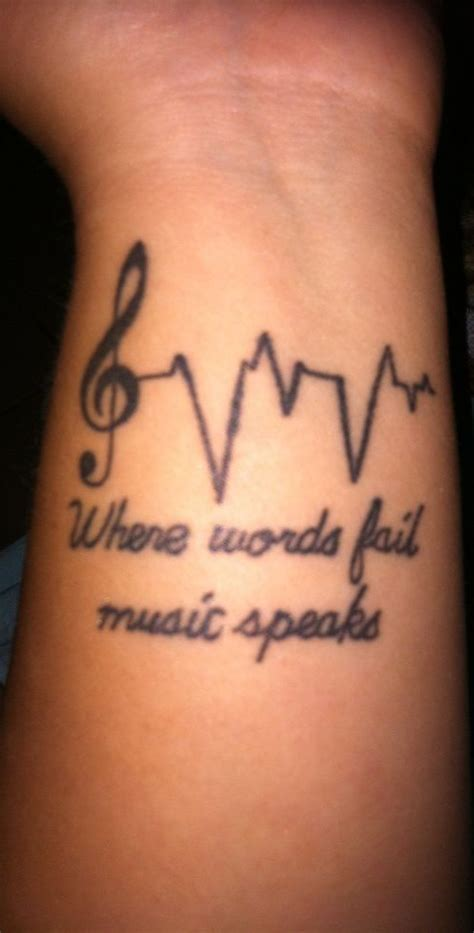 Heartbeat Tattoos Designs Ideas And Meaning Tattoos For You
