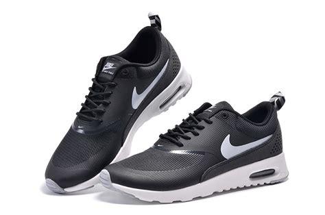 Sepatu Nike Air Max Thea For Mens Premium nike air max plus air max thea premium black white