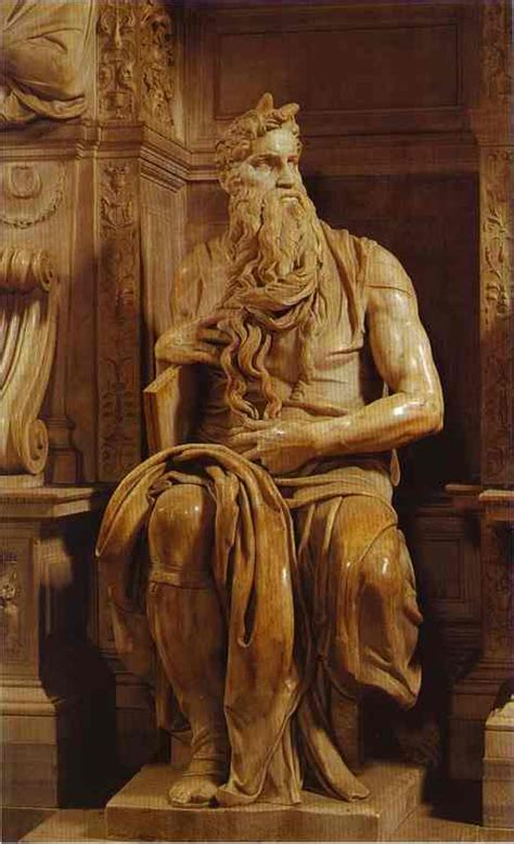 michelangelo sculptures rear view michelangelo and famous art moses sculpture by michelangelo buonarroti 1475 1564 italy