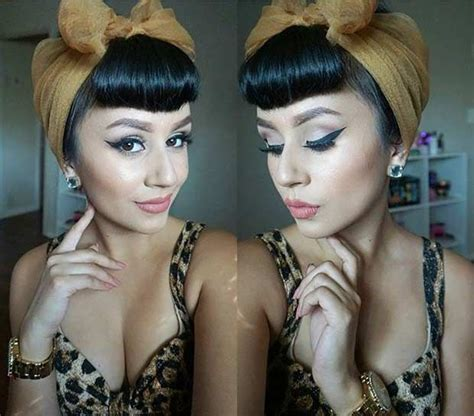 Hairstyle Pin Up by 17 Best Ideas About Pin Up Hairstyles On 50s