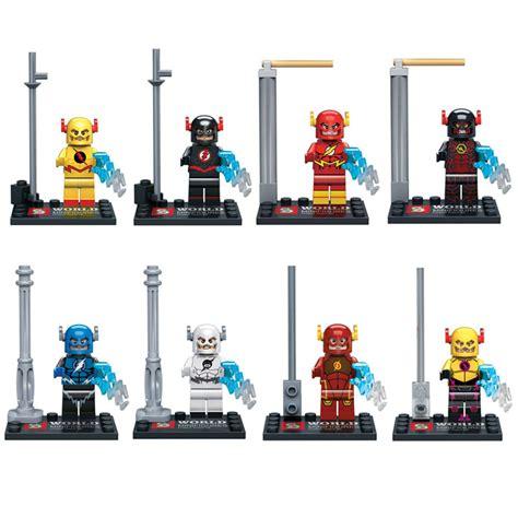 Lego Bela 10234 Batman Dc The Flash popular lego flash minifigure buy popular lego flash minifigure lots from china lego flash