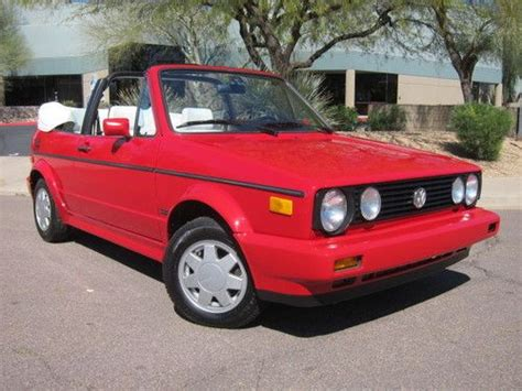 sell   volkswagen cabriolet  cyl automatic cold ac fully serviced ca car