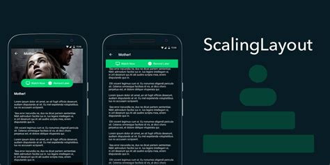 android layout cover scalinglayout with scaling layout scale your layout on