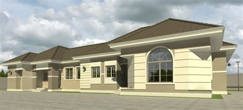 house building designs home plans for bungalows in nigeria properties 3
