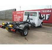 FORD TRANSIT 350 HOOKLOADER For Sale