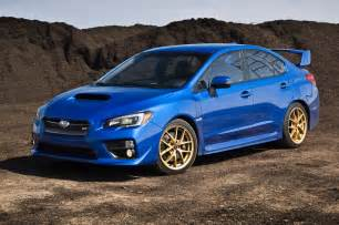 Subaru Wxr 2015 Subaru Wrx Sti Launch Edition Term Verdict