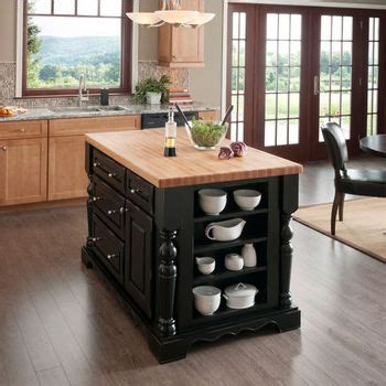 kitchen island drop leaf butcher block island black sis