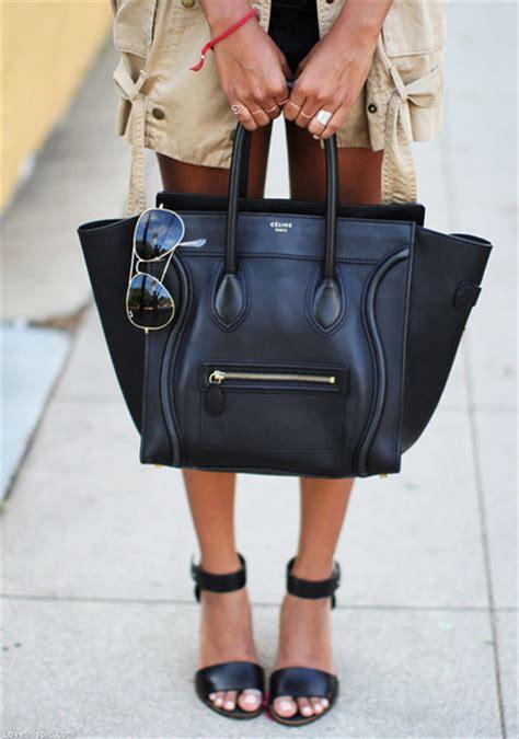 Tas Panthom 610 bag bag black luggage style tote bag