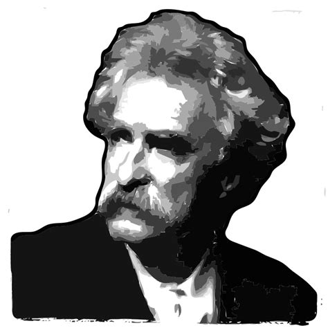 mark twain wikipedia clipart mark twain gray