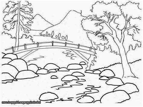 sketch book kid drawing for how to draw a scenery for