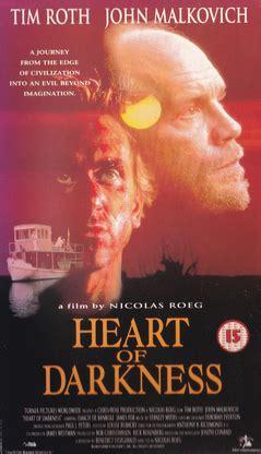 john malkovich heart of darkness heart of darkness mr chilton s english