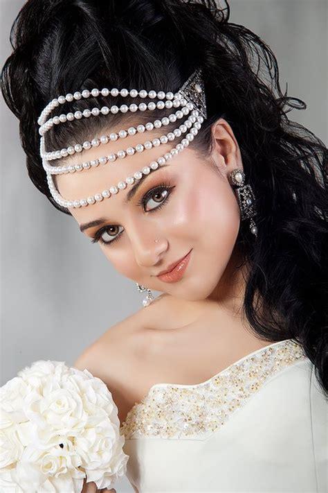 Arabic Wedding Hairstyles by Arabic Wedding Hairstyles 2014 Www Pixshark Images