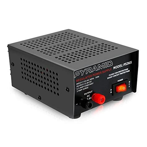 Power Lifier 12 Volt pyramid 3 12 volt power supply ps3kx import it all