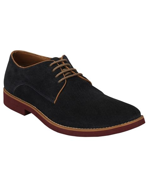black pony navy smart casuals shoes price in india buy