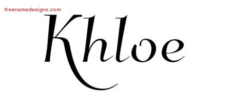 khloe tattoo font freenamedesigns author at free name designs page 374 of