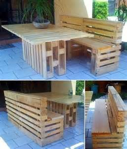 pallet patio furniture home decor gardens