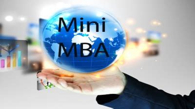 Best Mini Mba by Mini Mba ماجستير ادارة الاعمال المهني المصغر الإتحاد