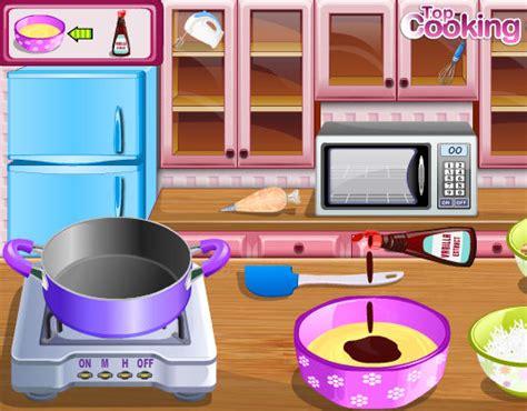 juegos de cocinar tartas de chocolate juego de cocinar tarta de chocolate alem 225 n juegos