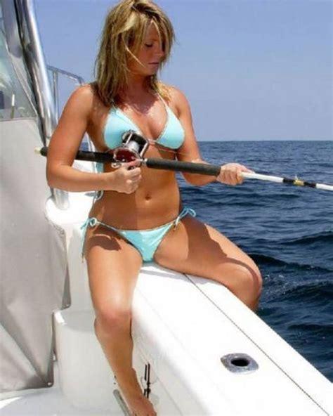 women on boats hot girls fishing barnorama