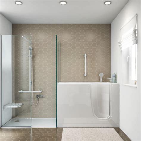 bagno con doccia e vasca bagno con vasca con porta e box doccia style