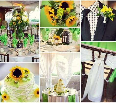 sunflower wedding theme arabia weddings