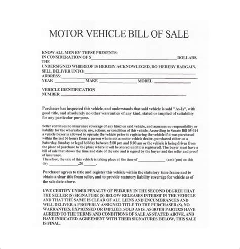 motor vehicle report sle sle sales receipt template 17 free documents in word