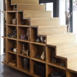 stairway storage make use of dead space under the stairs