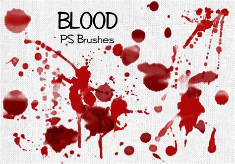 blood splatter brush 20 blood splatter ps brushes abr vol 3 free photoshop