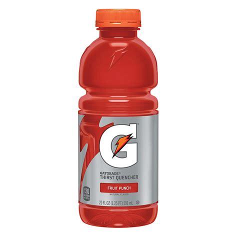 energy drink gatorade gatorade fruit punch 20oz 591ml american fizz