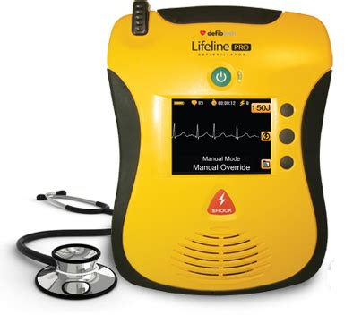 defibtech lifeline view aed aed defibtech lifeline pro aed dcf a2410en made by defibtech