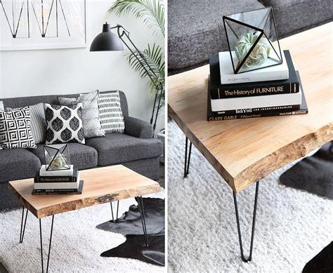 Meja Nongkrong 12 desain meja ruang tamu diy kekinian bikin betah ngopi