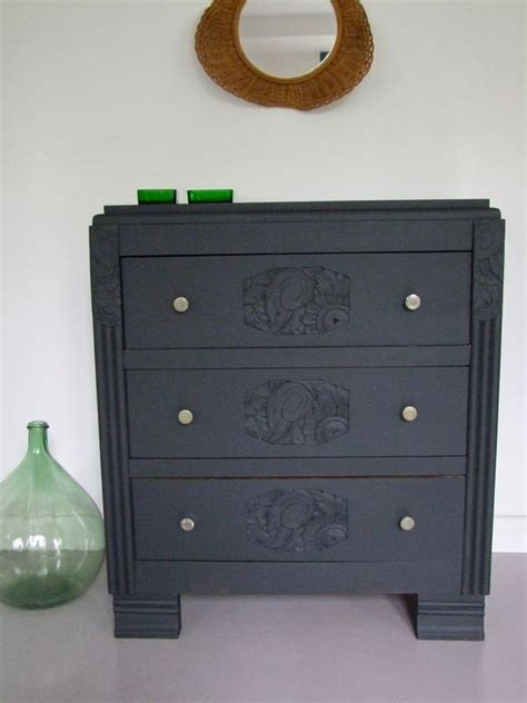 Commode Colorée by 1000 Ideas About Commode Vintage On Armoires