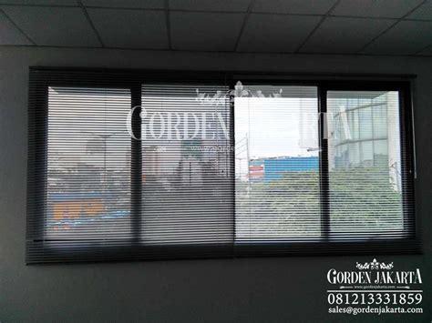 Vitrase Venetian Ukuran Custom gorden kantor murah jakarta blinds jakarta