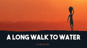 Long walk to water chapter 1 youtube