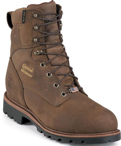 elliotts boots 26326 chippewa s utility eh safety boots bay