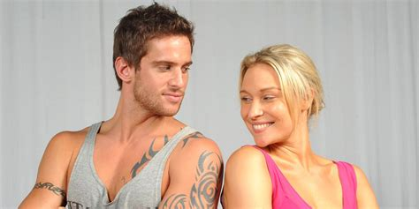 heath home and away bianca hot home and away heath and bianca baby rocco to fall