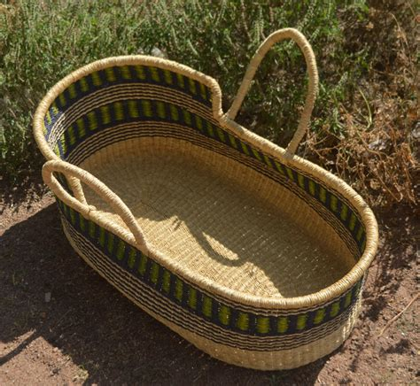 Handmade Baby Baskets - baby moses baskets baby crib handmade nursery baskets