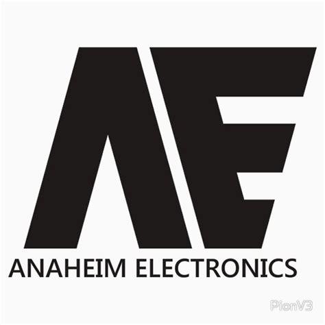 Kaos Anaheim Electronics T Shirt S quot anaheim electronics ver 2 quot t shirts hoodies by pionv3