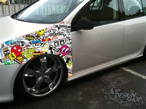 Folie Auto by Sticker Bomb Folien Und Stickerbomb Aufkleber Shop Car