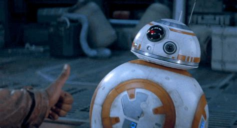 up film gif bb 8 yes gif by star wars find share on giphy