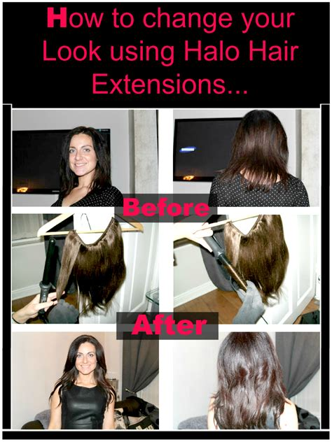 how so i put an halo extension in a ponytail halo hair extensions my amazing transformation