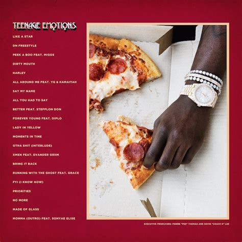 lil yachty lil boat album tracklist lil yachty quot teenage emotions quot album stream cover art