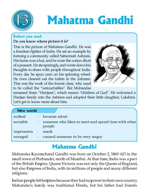 biography of mahatma gandhi in punjabi language essay on gandhi