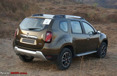 2016 renault duster facelift amt automatic official