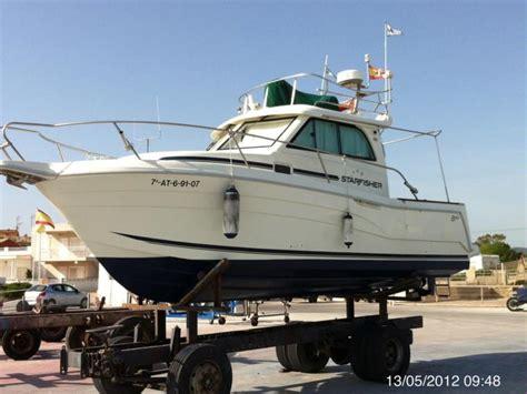 alquilar un barco en oliva starfisher 840 fly en cn de oliva barcos de pesca paseo