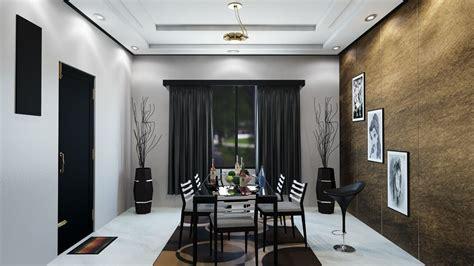 dining room  model dining cgtrader