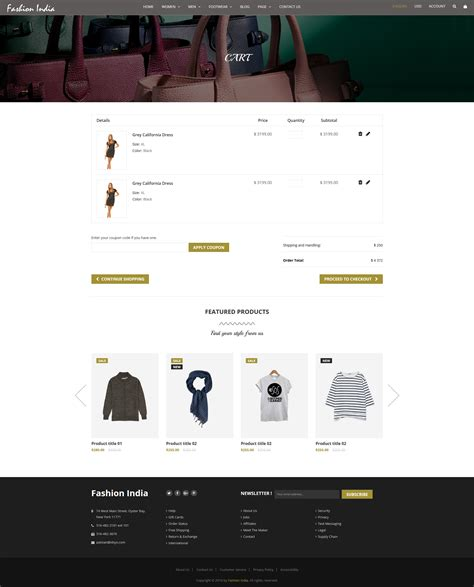 themeforest india fashion india shop html template by drcsystems design